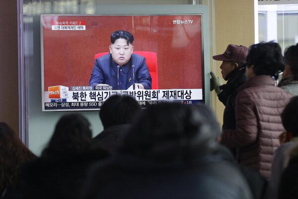 Januárový jadrový test nariadil najvyšší vodca KĽDR Kim Čong-un.