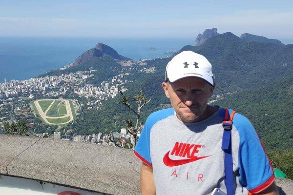 Slavomír Lindvai by rád nadviazal na minuloročný výkon z Brazílie, kde za 24 hodín zabehol takmer 222 kilometrov.