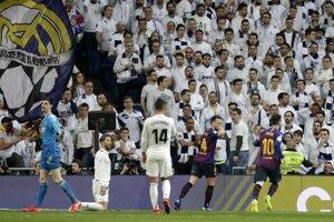 0a1f306d556e8 La Liga 2018/2019: Pozrite si momentky zo zápasu Real Madrid - FC ...