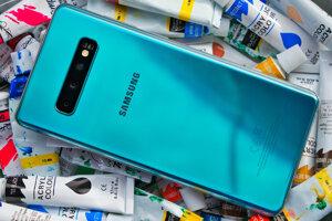 c5d18f058 Nový Galaxy S10+ je skvelý smartfón, ktorý nemyslí na budúcnosť