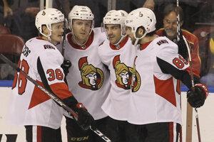 Ottawa Senators.
