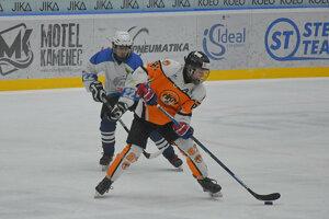 Ilustračná fotka - Karpatská mládežnícka hokejová liga.