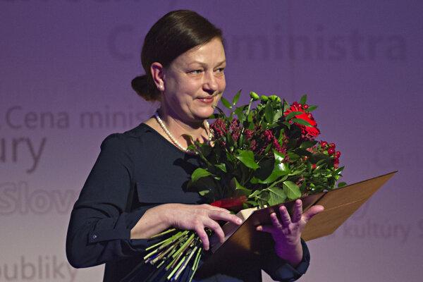Zuzana Hájková.