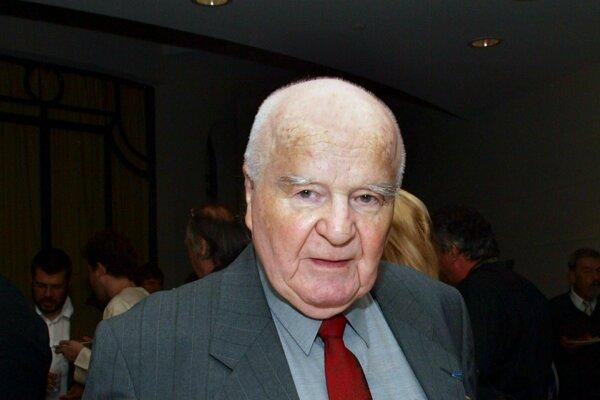 Albert Marenčin.
