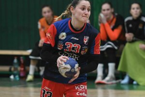 Lívia Klučková je presvedčená, že chvíle mladého tímu čoskoro prídu.