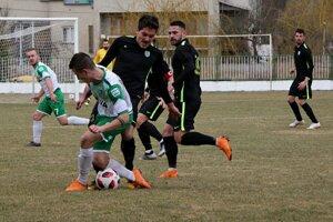 Súboj Lipian so Skalicou sa skončil bez gólov.