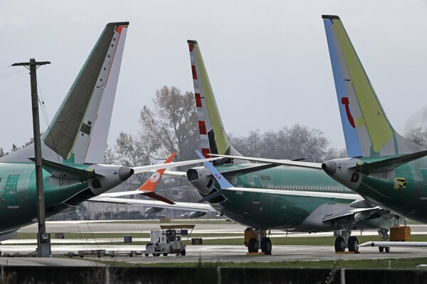 Boeing 737 Max je aktuálnym modelom celosvetovo najvyrábanejšej skupiny dopravných lietadiel.