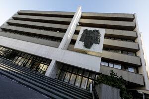 Budova Najvyššieho súdu v Bratislave.