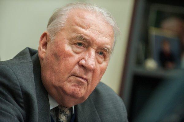Michal Kováč.