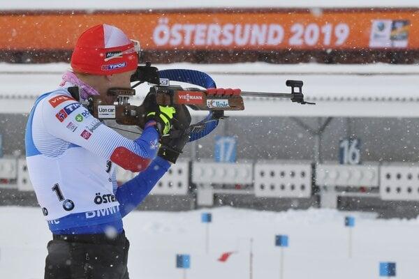 Anastasii Kuzminovej nevyšiel posledný štart na MS podľa predstáv.