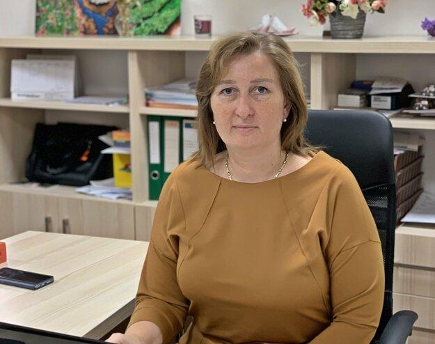 Mária Harušťáková