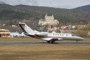 Na zmodernizovanom prievidzskom letisku pristáli dve lietadlá z Nemecka.