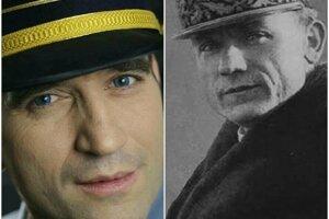 Štefánika bude vo filme Generál hrať Milan Ondrík.
