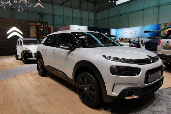Citroën - Limitovaná séria Origins