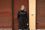 Francúzska historička a spisovateľka Clara Royerová.