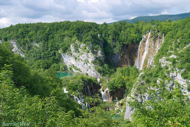 Plitvické vodopády.