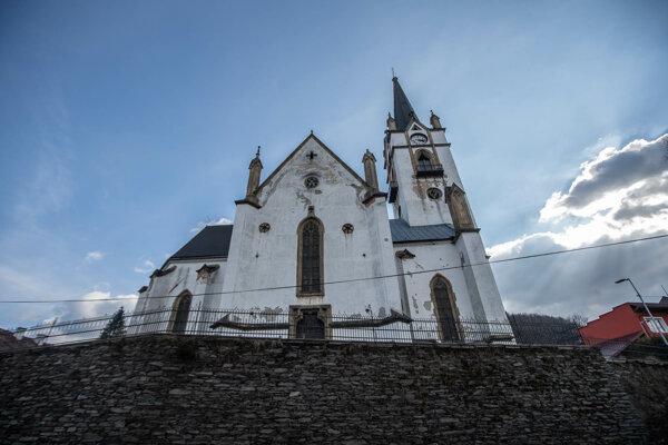 Ilustračné foto: Evanjelický kostol v Dobšinej.