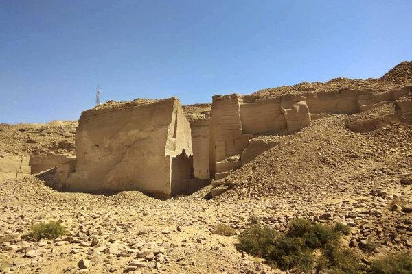 Prístav využívali za čias egyptskej 18. dynastie, ktorá vládla v rokoch 1543 až 1292 pred naším letopočtom.