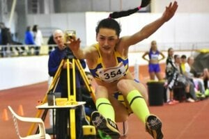 Viktória Rusnáková sa postarala ožiacky slovenský rekord.