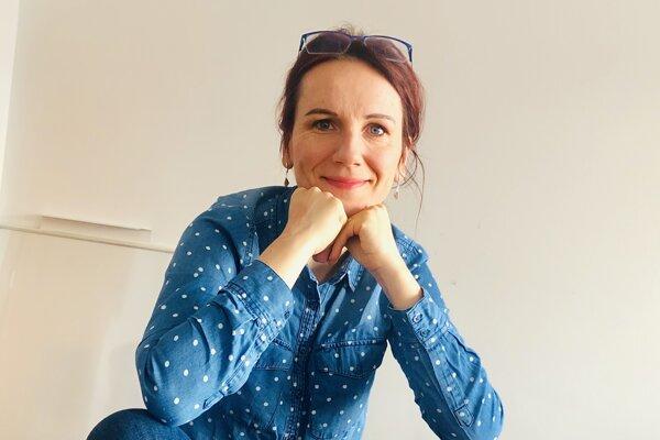 Ľudmila Kolearová, marketingová manažérka Dobrého anjela.