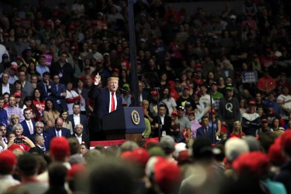 Trump v Michigane.