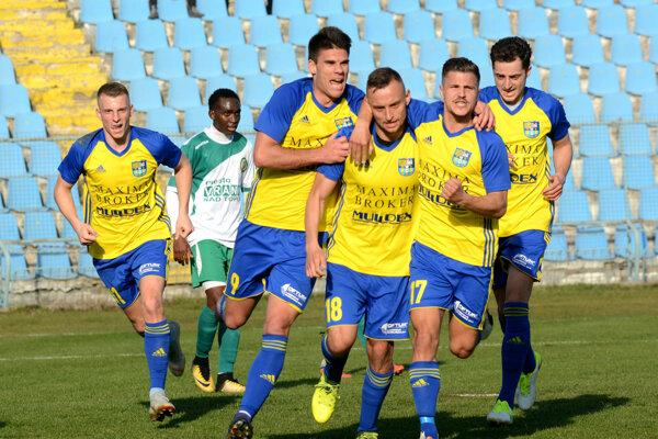 Veľká radosť Košičanov, proti Vranovu spravili výrazný krok k postupu do druhej ligy.