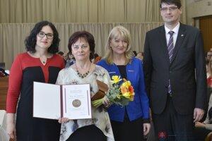 Jana Profantová, riaditeľka Strednej zdravotníckej školy v Liptovskom Mikuláši