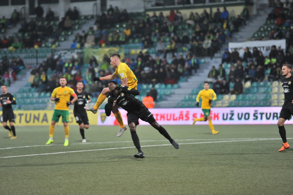 d78947d3fd ONLINE  Dunajská Streda - Žilina (Fortuna liga 2018 19) - Šport SME