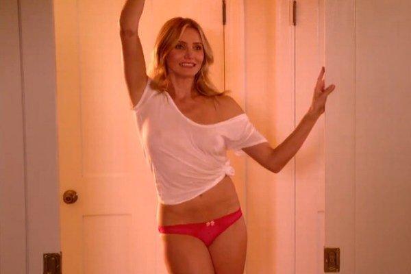 Cameron Diaz vo filme Sex Tape.