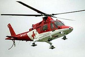Zraneného chlapca transportovali do banskobystrickej nemocnice.