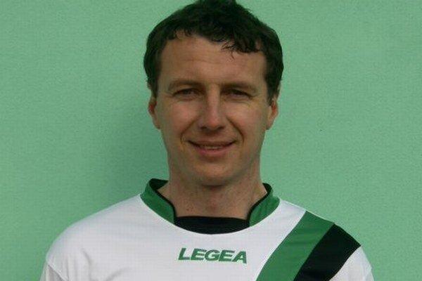 Tomáš Boháčik, tréner LAFC Lučenec.