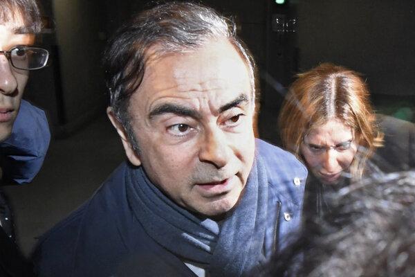 Bývalý šéf Nissanu Carlos Ghosn.