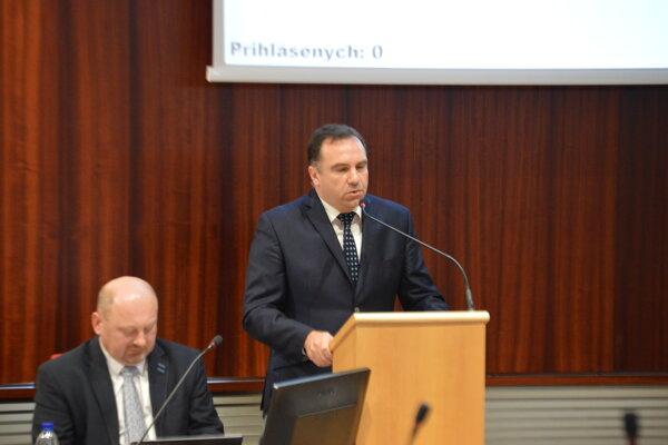 Marcel Horváth, nový riaditeľ SÚC PSK.
