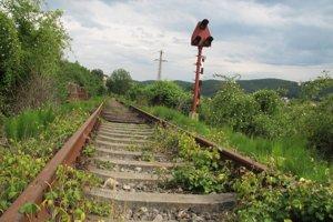 Trať medzi Brezničkou a Katarínskou Hutou zrušili pred jedenástimi rokmi.