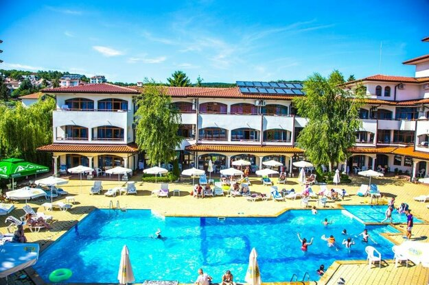 HotelComplex Sunrise 3*