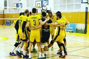 Obrovská radosť košických volejbalistov, zahrajú si finále extraligy