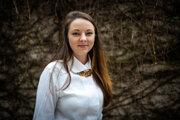 Mária Víteková vedie Národnú linku pre ženy zažívajúce násilie.