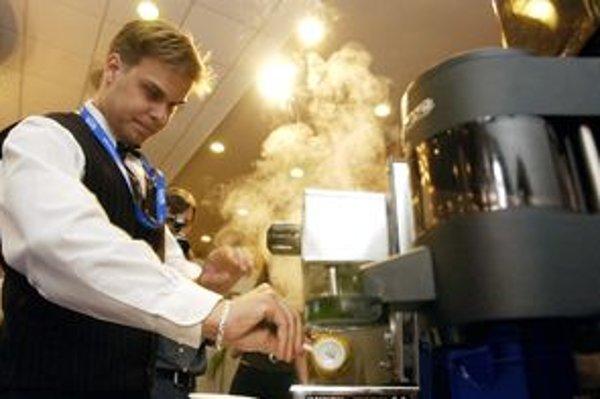 Káva obsahuje viac ako 200 zdraviu prospešných látok s antioxidačnou aktivitou.