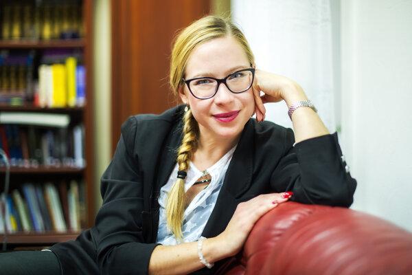 Zuzana Šajgalíková