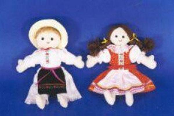 Najviac bábik obliekali do tradičného hrušovského kroja.