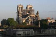 Parížska katedrála Notre-Dame.