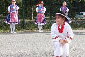 Ďatelinkyy zo žiarskej Dvojky.