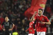 Ruben Dias z Benfica Lisabon.