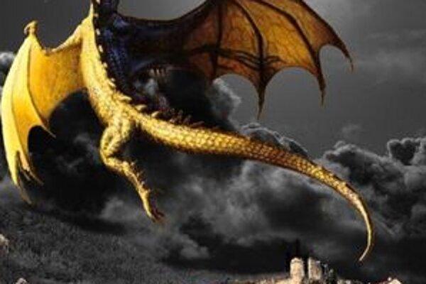 Slávnostné otvorenie prehliadky bude doplnené o krátke scény zo života drakov.