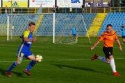 Oleg Višnevskij (vľavo) strelil Krompachom tri góly.