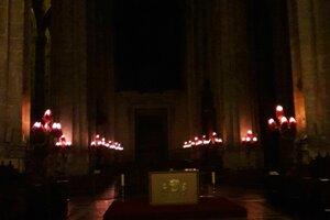 Veľký piatok v Saint Eustache