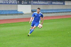 Rajmund Mikuš bol pri dôležitých momentoch zápasu Dubnica - Liptovský Mikuláš.