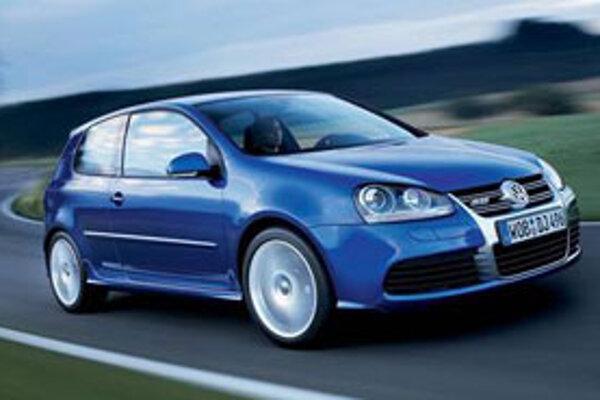 Medzi dovezenými ojazdenými autami prevláda značka Volkswagen.