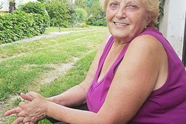Zuzana Kotullová sedemdesiatku oslávila doslova v oblakoch.