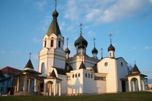 Katedrálny chrám sv. Alexandra Nevského v Prešove je taktiež zabezpečený protipožiarnou ochranou.